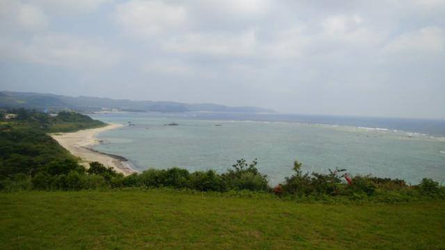 奄美大島の海