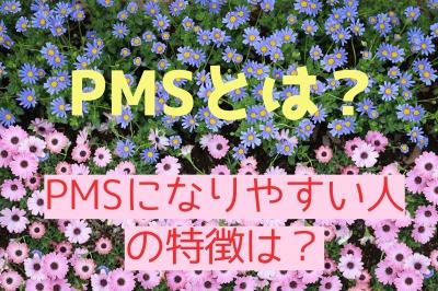 PMSとは?タイトル