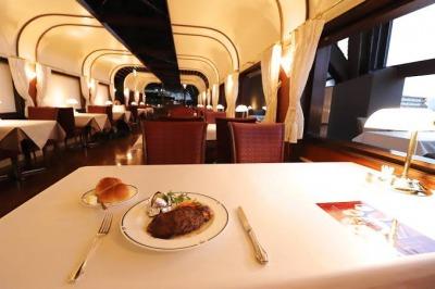 鉄道博物館のトレインレストラン日本食堂