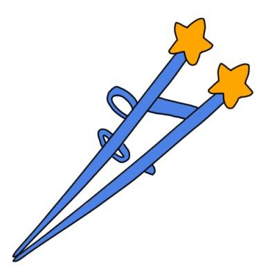 お箸トレーニング・エジソン箸