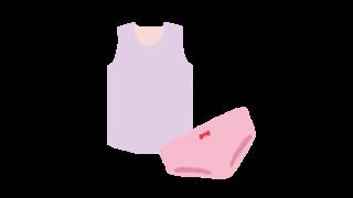子どもの肌着のイラスト